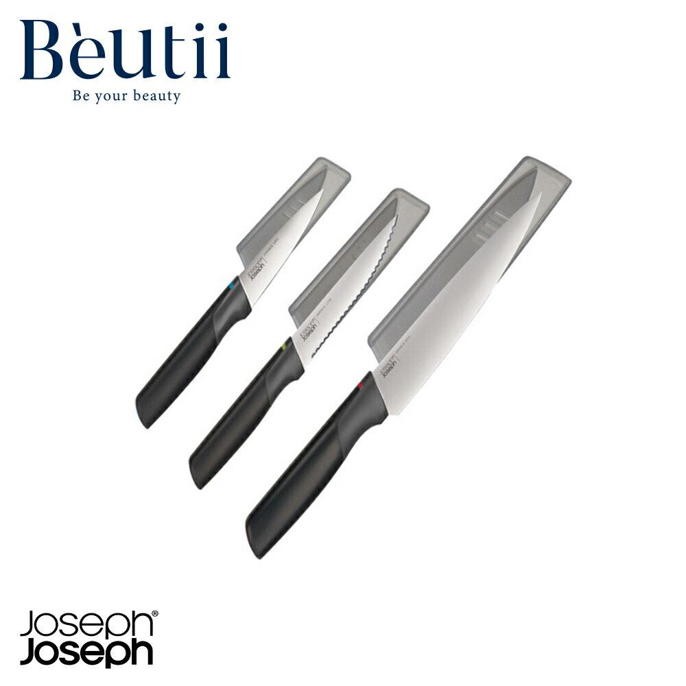 Joseph Joseph 不沾桌不鏽鋼刀具3件組