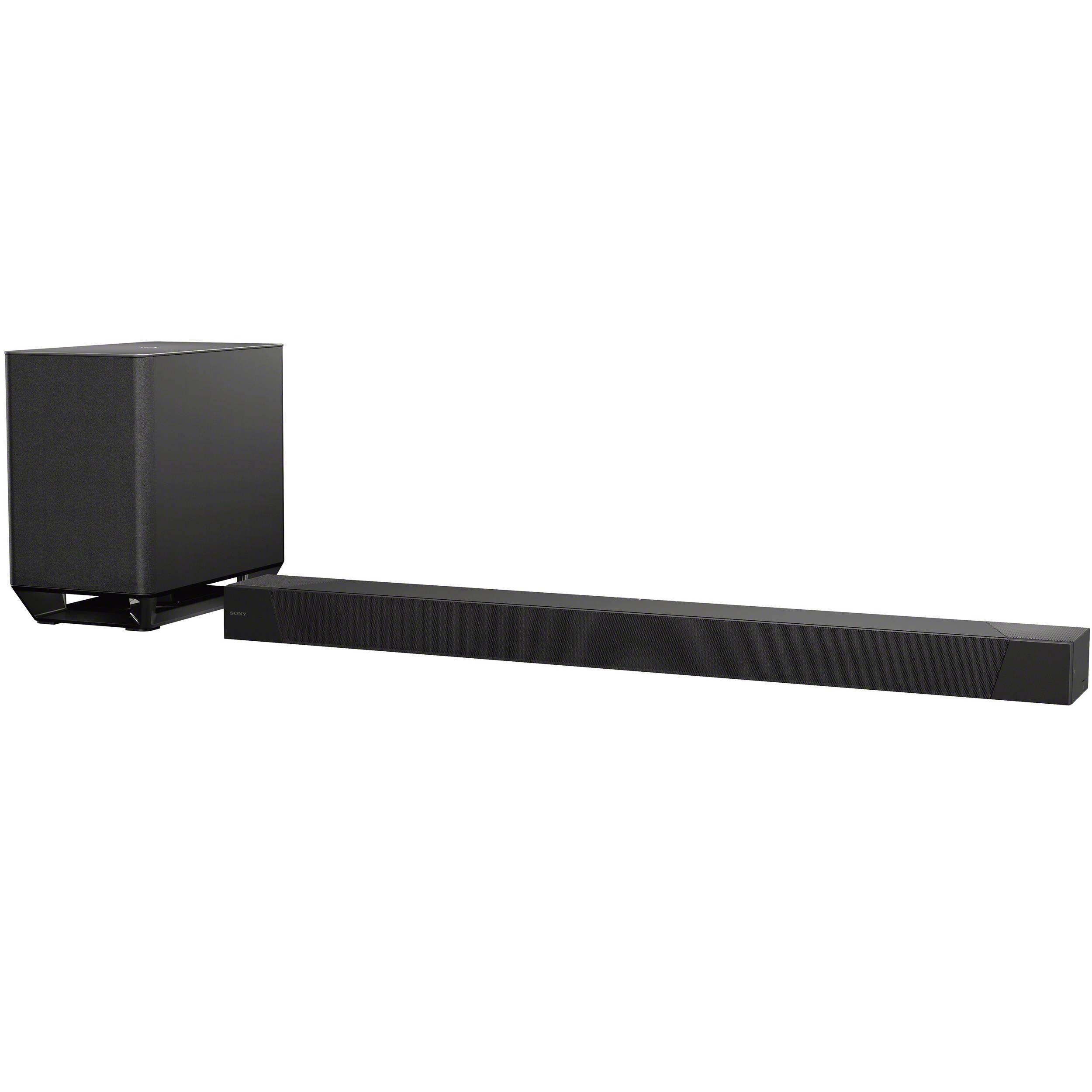 SONY 索尼 HT-ST5000 單件式 高音質 環繞 無線 藍芽 家庭劇院 | 金曲音響