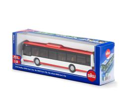 (卡司 正版現貨) 德國小汽車 SIKU 觀光巴士 SU3734 兒童禮物 模型車 玩具車
