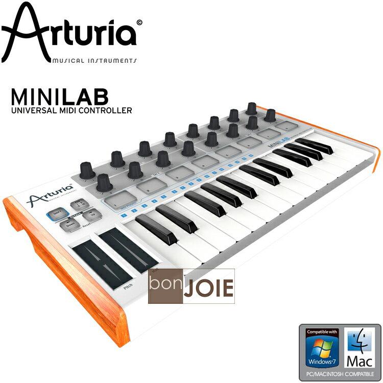 ::bonJOIE:: 美國 ARTURIA MiniLab 25~Key MIDI 音樂