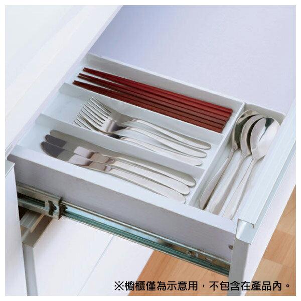 宜得利家居:伸縮餐具整理盒直式PBRANNITORI宜得利家居