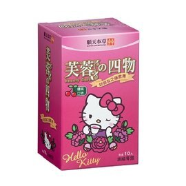 順天本草/順天堂 芙蓉四物 10包/盒◆德瑞健康家◆