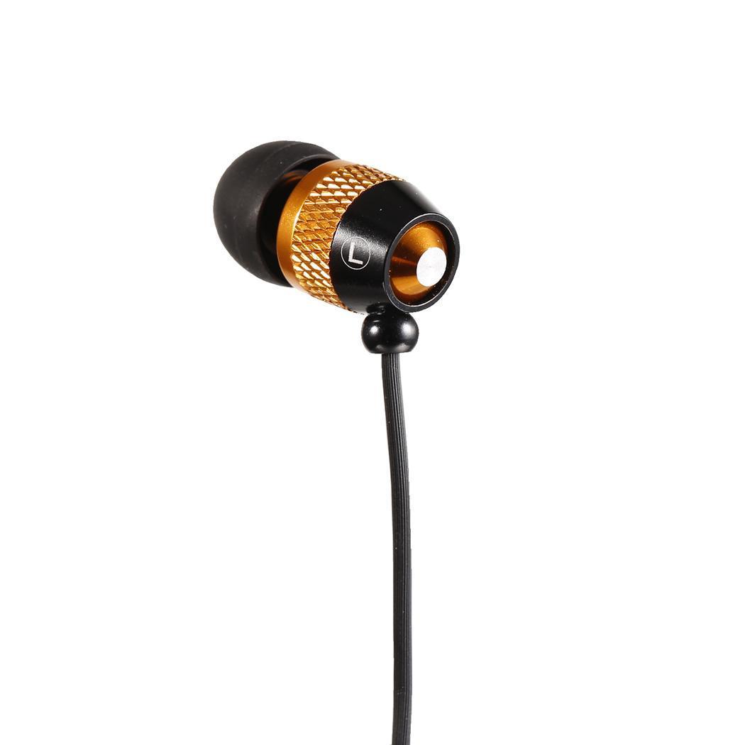 Unisex General Stereo In-Ear Earphones Earbuds Handsfree 4