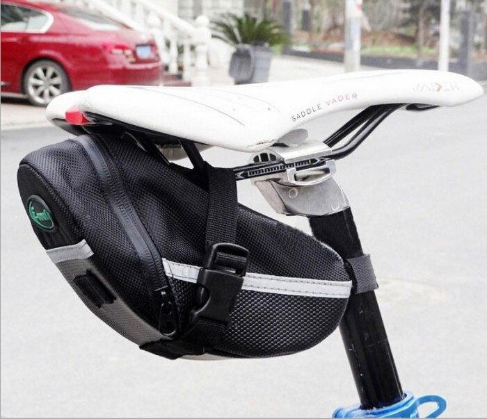 糖衣子輕鬆購【BA0075】自行車收納包腳踏車尾包座墊包自行腳踏車萬用工具包