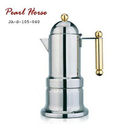 《PEARL HORSE》寶馬牌宮殿薩摩卡壺 JA-S-105-040 / 4杯份