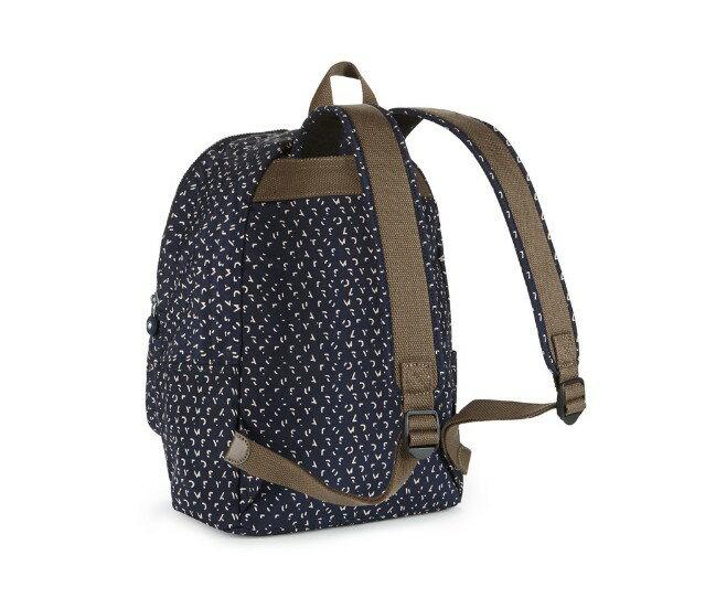 OUTLET代購【KIPLING】時尚經典Seoul旅行袋 斜揹包 肩揹包 後揹包 點點藍 1