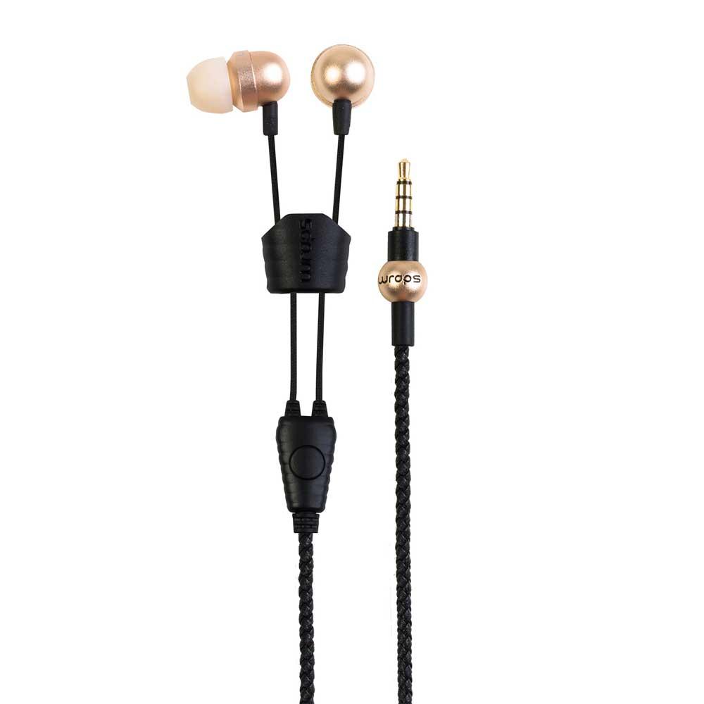 Wraps【Core】時尚金屬系手環耳機 4