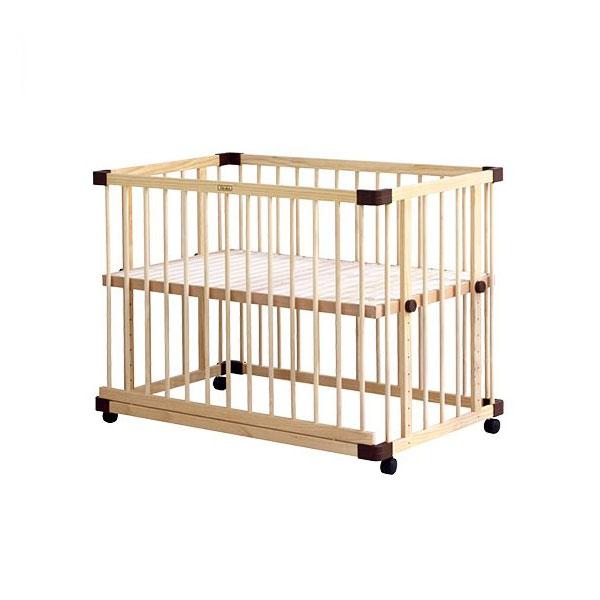 【預購-預計9月中到貨】日本 farska 溫婉木質多功能嬰兒床(大) 好窩生活節