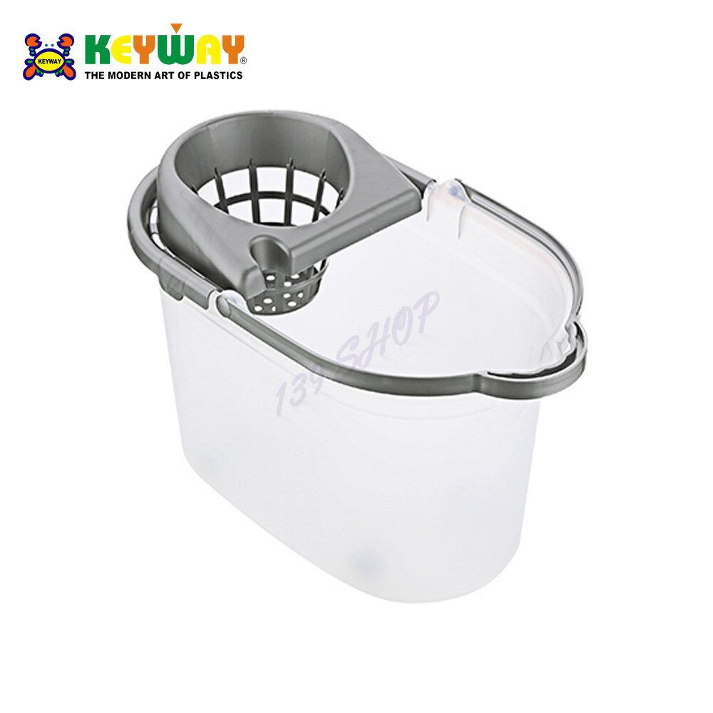 139百貨~KEYWAY 聯府 WB-119 WB119 好清潔水桶組(附輪) 拖把脫水桶