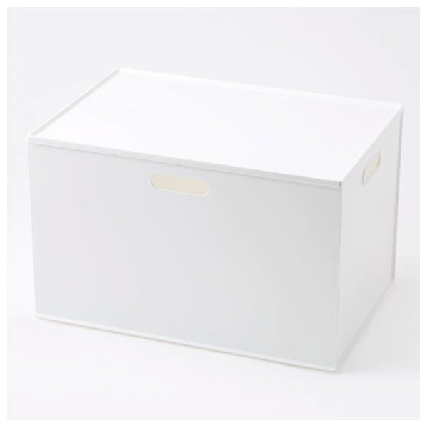 收納盒蓋 寬型用 N INBOX WH NITORI宜得利家居 4