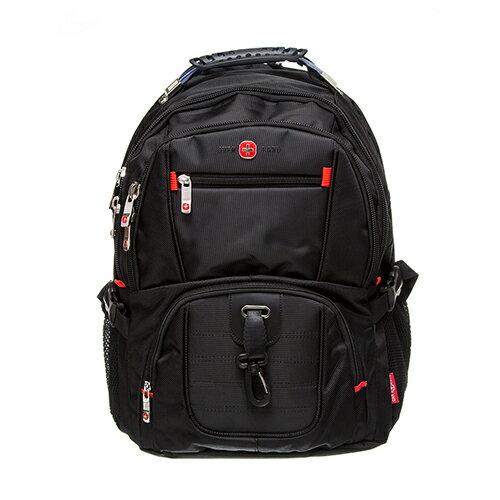 ~OVERLAND~美式率性安全袋扣環後背包~2566