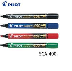 百樂 400 平頭麥克筆 SCA-400 (1.0mm) (買2支送1支)