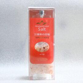 喜馬拉雅玫瑰鹽研磨罐(德國壓克力瓶身+陶瓷研磨器)