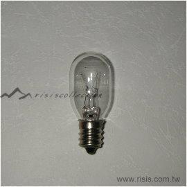 鹽燈用-E12電燈泡 10W