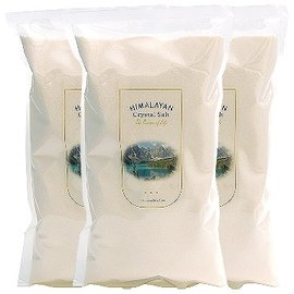 采優岩選 喜馬拉雅山天然玫瑰鹽 ( 1公斤裝 * 5包)