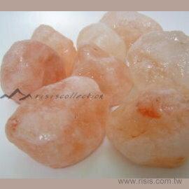 喜馬拉雅山天然玫瑰鹽 - 鹽塊 (1公斤裝) X 3包