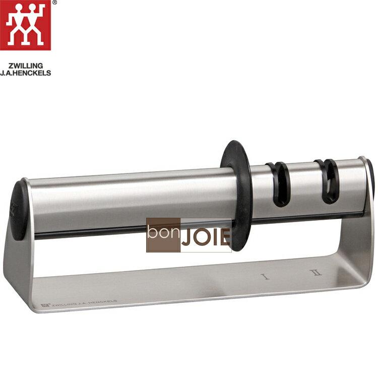 ::bonJOIE:: 德國雙人牌 二段式 磨刀器 (全新盒裝)( 德國雙人 磨刀 德國雙人磨刀器 )