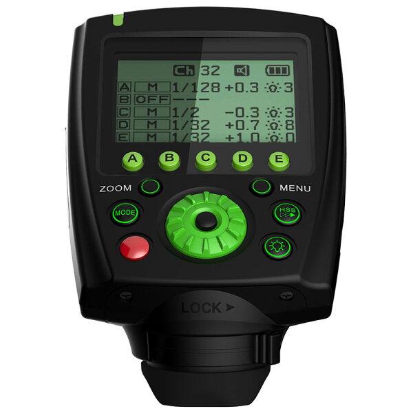 ◎相機專家◎送電池PhottixOdinIITTL無線閃燈發射器forSony新熱靴送eneloop低自放電電池群光公司貨