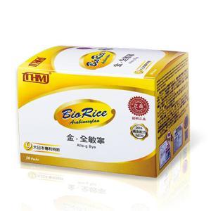 《小瓢蟲生機坊》康富生技(台灣康醫) - 金‧全敏寧BioRice(30包)