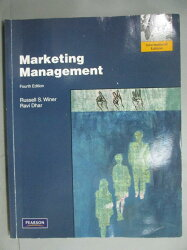 【書寶二手書T6/大學商學_ZCK】Marketing Management_Russell S Winer