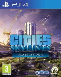 PS4 大都會:天際線(現代版模擬城市) -英文版- Cities Skylines