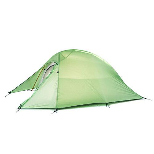 【露營趣】中和安坑 送地布 NatureHike NH15T002-T 鋁合金云尚二人帳篷 登山帳篷 露營帳篷 Big Agnes可參考