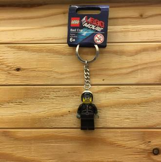 BEETLE LEGO BAD COP 壞警察 追捕 樂高玩電影 樂高 積木 玩偶 吊飾 鑰匙圈 玩具 正品 聖誕禮物