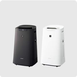 小倉家 日本公司貨 夏普 SHARP【KI-LS70】加濕空氣清淨機 適用16坪 集塵 脫臭 循環氣流