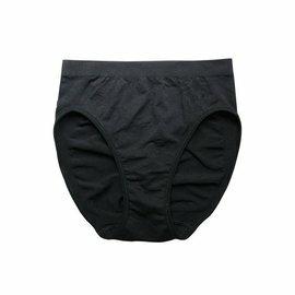 【【蘋果戶外】】山林 11K86-01 黑 Mountneer 女 銀纖無縫內褲 透氣內褲 快乾內褲 透氣運動內褲 台灣製