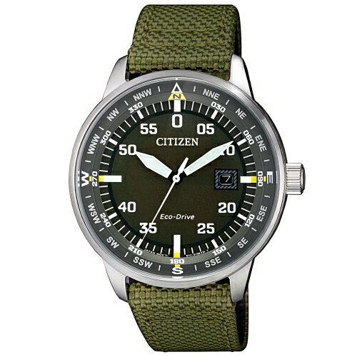 CITIZEN星辰簡約質感光動能腕錶BM7390-22X