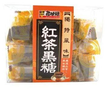 《3號倉庫》紅茶/黑糖/尋味錄 黑糖紅茶 250g 【BrownSugar0004】