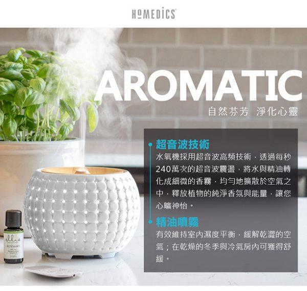 ELLIA音樂香氛水氧機ARM-910(白) 3