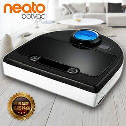 美國 Neato Botvac D80 寵物版雷射智慧型掃描機器人定時自動吸塵器
