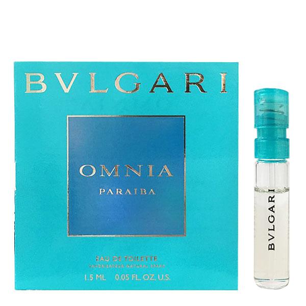 BVLGARI 寶格麗 晶欣女性淡香水 1.5ml 針管《Belle倍莉小舖》