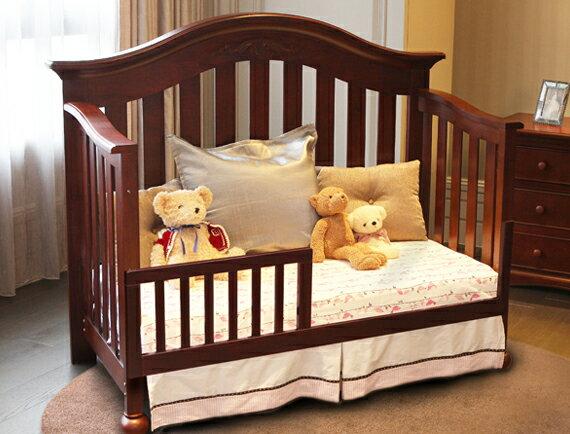 【贈尿布袋+床包+方巾】LEVANA【四合一系列】肯辛頓 嬰兒成長床-3色 2