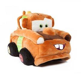 【美國 ZOOBIES X DISNEY】迪士尼多功能玩偶毯【正版授權】- Cars 脫線 Mater