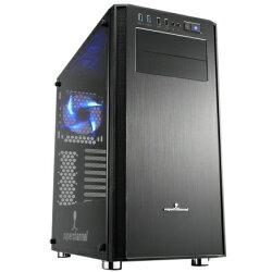 視博通 SAV001(B) 巨魔戰士(玻璃側板) 電腦機殼 電腦機殼 PC機殼 電競機殼【迪特軍】