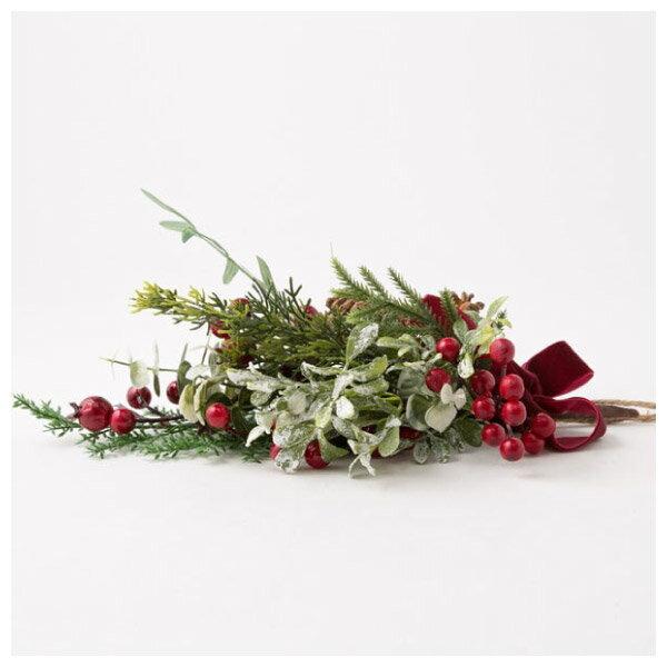 聖誕裝飾花束 RED NITORI宜得利家居 4