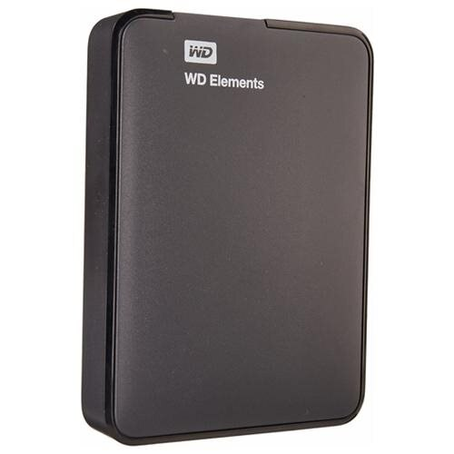 Refurb Western Digital Elements 2TB USB 3.0 Hard Drive
