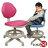 邏爵~跳跳馬皮面兒童椅 / 成長椅 / 電腦椅 / 學習書桌椅 二色-SV300 - 限時優惠好康折扣