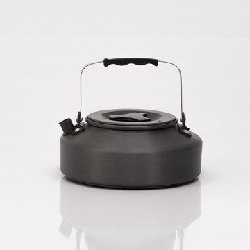 【H.Y SPORT】犀牛RHINO K-35 犀牛超輕鋁合金茶壺0.85L 鐵灰