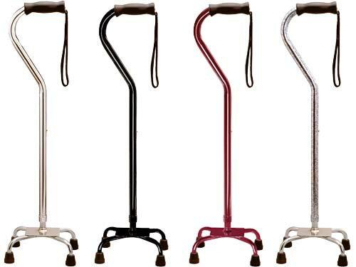 四腳杖●10段式可調*日本進口*『康森銀髮生活館』無障礙輔具專賣店