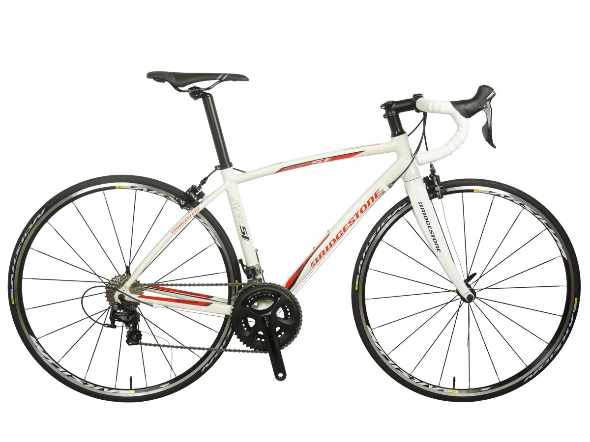 【7號公園自行車】BRIDGESTONE RFA5 輕量化鋁合金公路車 (5800全套)