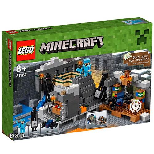 樂高積木 LEGO《 LT21124 》Minecraft Micro World 系列 > The End Portal
