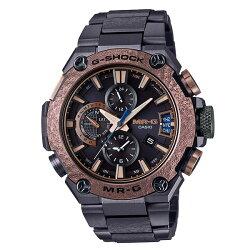 CASIO卡西歐 G-SHOCK MRG-G2000HA-1A 鐵鐔強悍藍芽腕錶/紫金 50mm