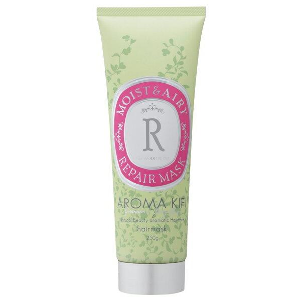 AROMA KIFI 植物精油護髮乳-輕盈感 250g (天竺葵香)