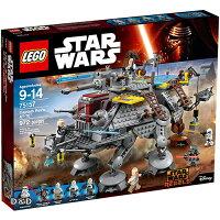 星際大戰 LEGO樂高積木推薦到樂高積木LEGO《 LT75157 》STAR WARS™ 星際大戰系列 - Captain Rex's AT-TE就在東喬精品百貨商城推薦星際大戰 LEGO樂高積木