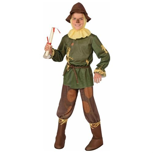 The Wizard Of Oz Scarecrow Costume Child Small 0