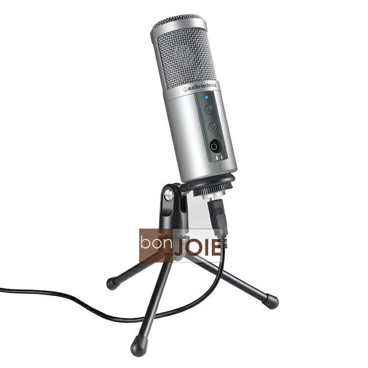 ::bonJOIE:: 美國 鐵三角 Audio~Technica ATR2500 USB