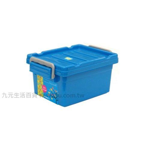 【九元生活百貨】聯府 KV-03 亮彩整理箱 置物 收納 KV03